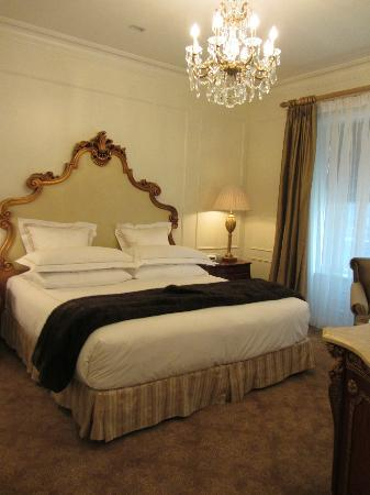 The Plaza Hotel: Suite