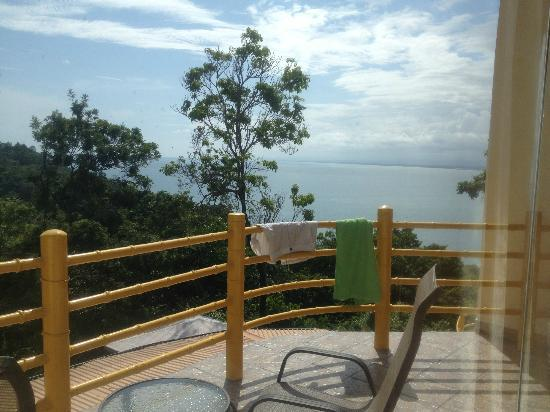 Issimo Suites Boutique Hotel and Spa: Balcony