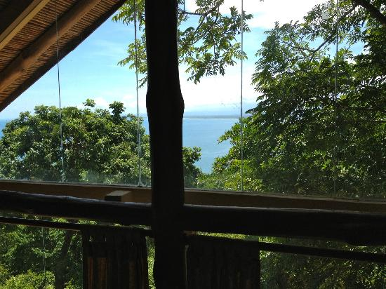 Issimo Suites Boutique Hotel and Spa: View from the bedroom