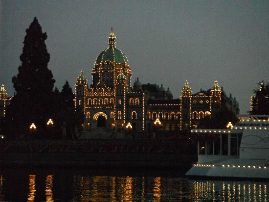 Photos of Parliament Buildings, Victoria