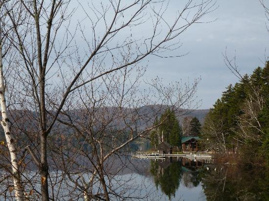 Pittsburg, NH: View of Back Lake