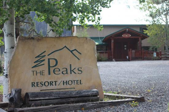 Greer Peaks Resort & Cabins: Sept 2012