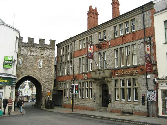 The George Hotel Chepstow