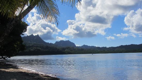 Kosrae Village Ecolodge & Dive Resort: kosrae is pretty!