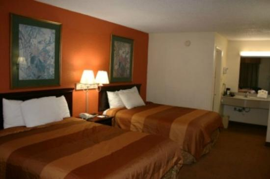 Days Inn Dalton: Double Bed Room