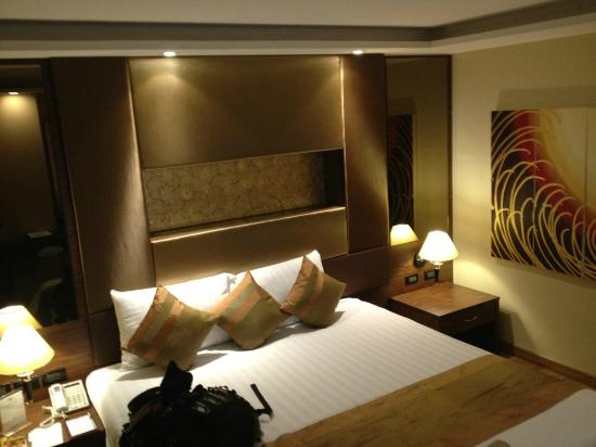 The Nova Gold Hotel Pattaya: Big Boom Bed