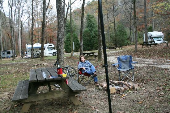 Almond, NC: Great Camping Sites