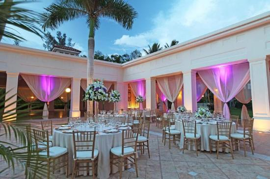 InterContinental Hotels Real San Salvador: Outdoor Banquet