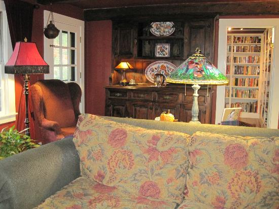 Riverbend Inn Bed and Breakfast: Nice Atmosphere