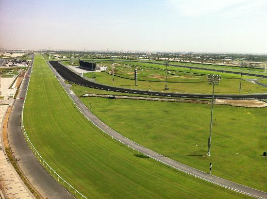 The Meydan Hotel:      