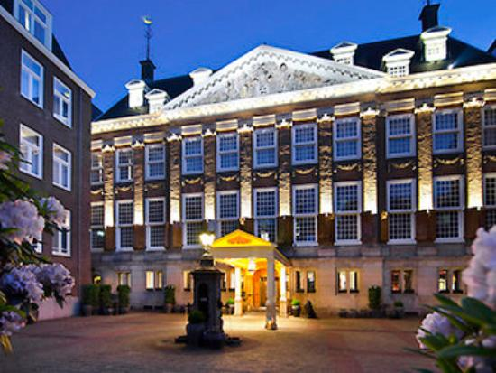 ‪‪Sofitel Legend The Grand Amsterdam‬: Exterior‬