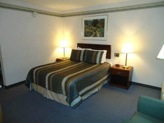 Budget Host Inn &amp; Suites: 2 Bedroom Suite