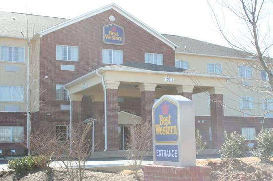 BEST WESTERN PLUS Olive Branch Hotel & Suites: Exterior