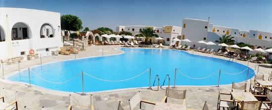 Asteras Paradise: Pool