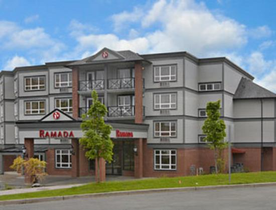 Ramada Nanaimo Inn: Welcome to the Ramada Nanaimo