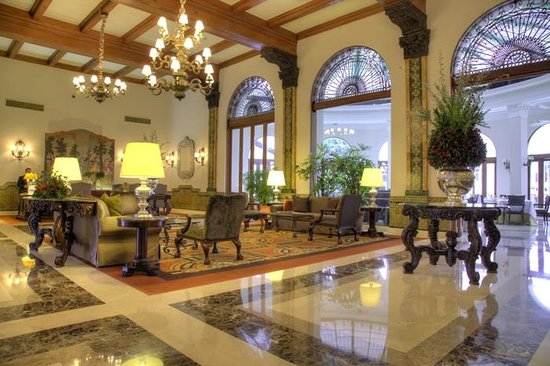 Country Club Lima Hotel: Lobby