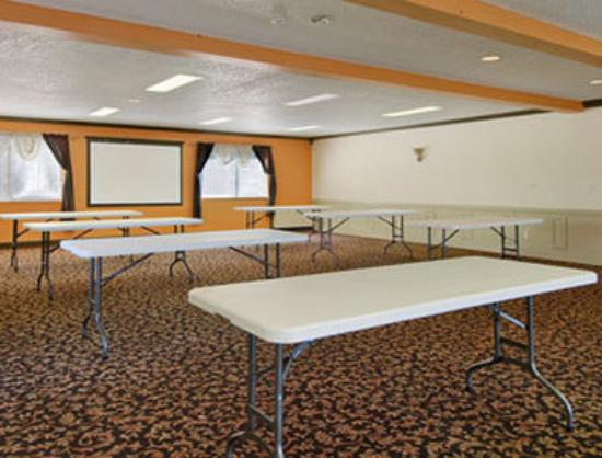 Howard Johnson Inn - Gresham: Meeting Room