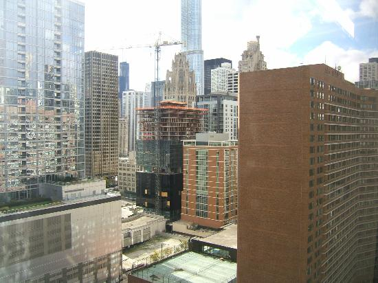 Doubletree by Hilton Chicago Magnificent Mile: View from 21st floor