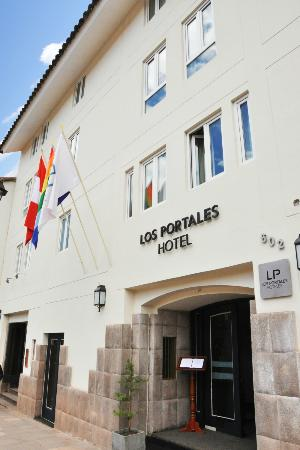 LP Los Portales Cusco