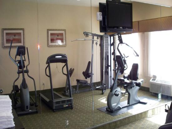 ‪‪La Quinta Inn & Suites Temecula‬: Fitness Center‬