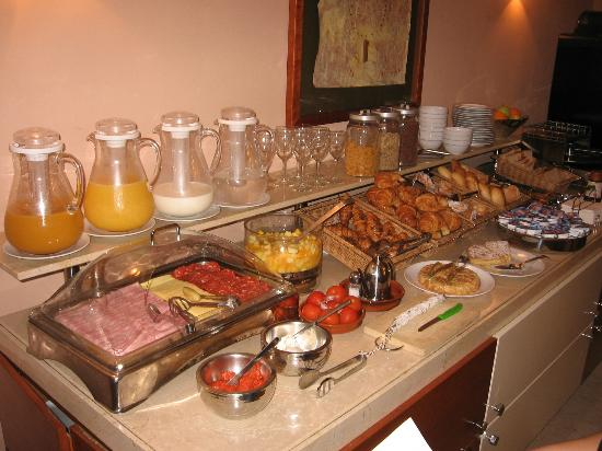 Catalonia Barcelona Golf: Breakfast Selection