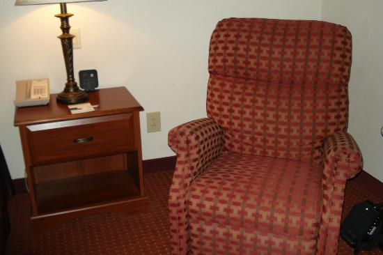 Wingate by Wyndham Vienna/Parkersburg: Comfortable chair
