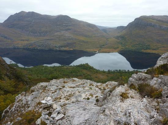 The Torridon: View from Beinn Eighe