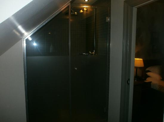 Hotel du Vin & Bistro: Shower