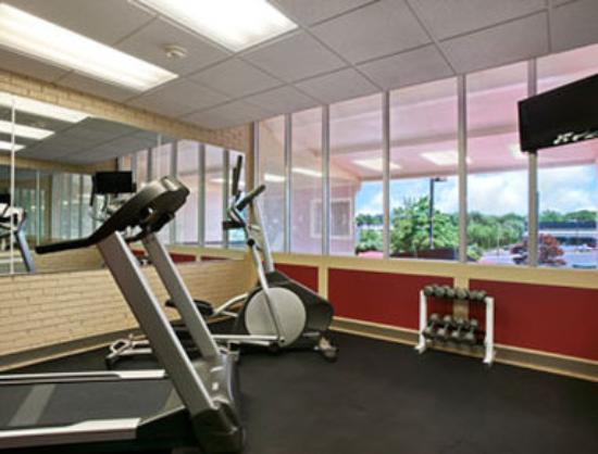 Sheraton Hartford South Hotel: Fitness Center