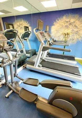 SpringHill Suites Madera: Fitness Center
