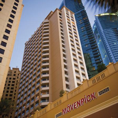 Moevenpick Hotel Jumeirah Beach: Exterior