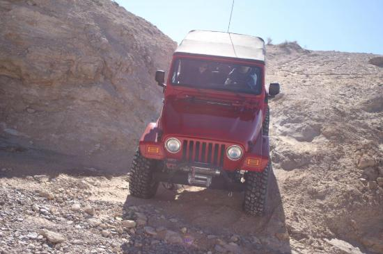 Las Vegas Rock Crawlers: Jeeps in Vegas