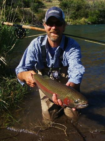 Dan Anthon's Just Add Water Fly Fishing-Day Tours