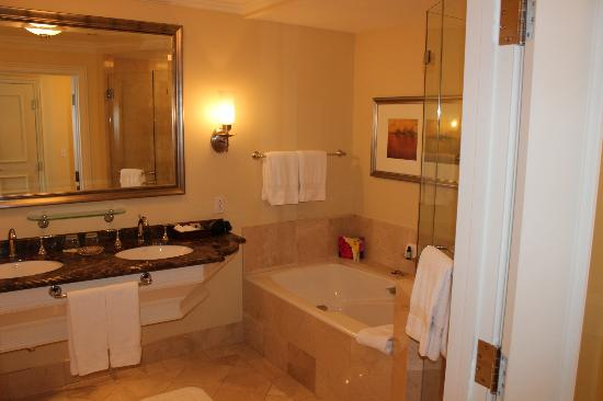 Four Seasons Resort and Club Dallas at Las Colinas: bathroom