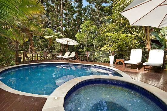 Azabu Guesthouse Byron Bay: Pool