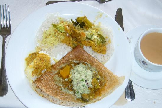 Earl&#39;s Regency: Tasty Sri Lankan Breakfast