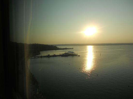 The Westin Washington National Harbor: Sunset
