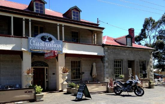 Hamilton Inn Hotel: Hamilton Inn - Historic Accommodation