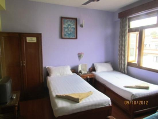 Norling Guest House: Standard Twin Room