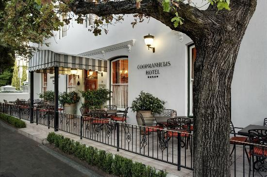 Photo of Coopmanhuijs Boutique Hotel & Spa Stellenbosch