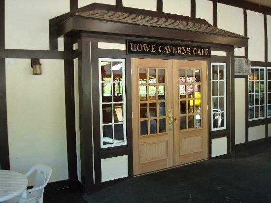 Howes Cave, -: Howe Caverns Cafe welcomes you!