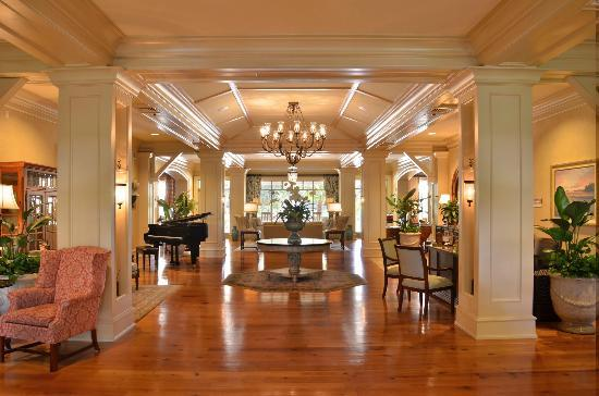 Inn at Harbour Town - Sea Pines Resort: The Inn at Harbour Town Lobby