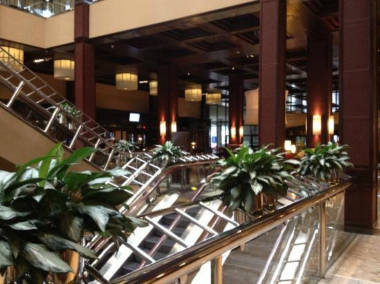 Sheraton Centre Toronto Hotel: Lobby 1