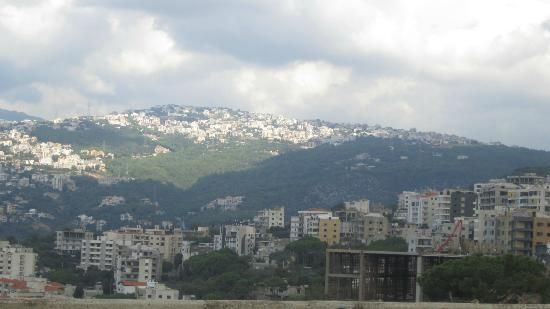 Broummana, Liban: View