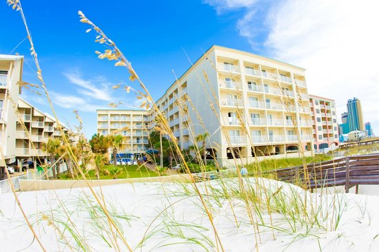 Hilton Garden Inn Orange Beach Beachfront