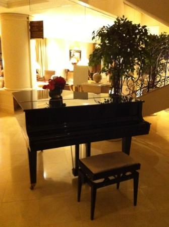 Hotel Royal - Manotel Geneva: piano bar