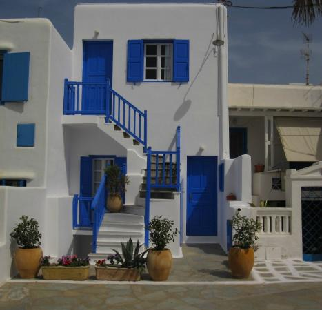 Photo of Pension Kymata Mykonos