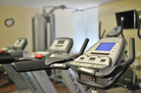 BEST WESTERN Luxbury Inn Fort Wayne: You don&#39;t have to miss exercise!