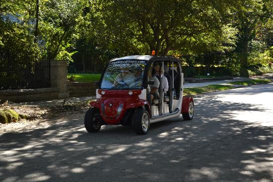 Electric Car & Segway Tours of Atlanta by ATL-Cruzers