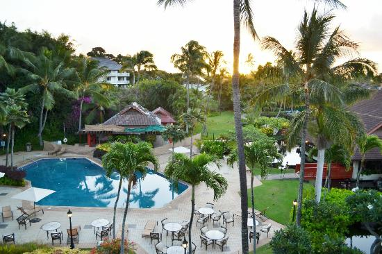 Garden Pool - Picture of Sheraton Kauai Resort, Poipu - TripAdvisor